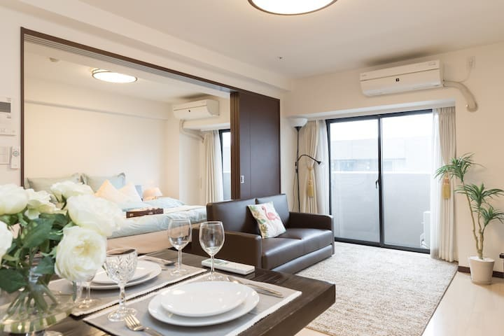 Tsukiji /Ginza 6mints   Monthly apartment