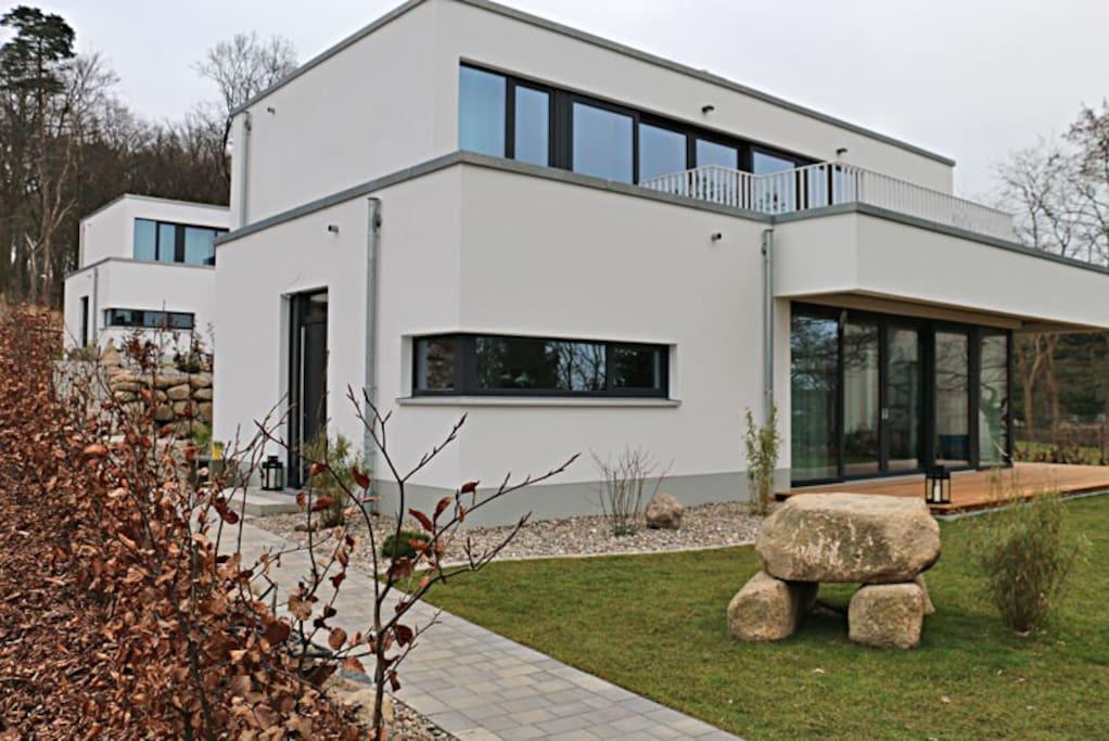 Haus Wetterhexe & Windsbraut
