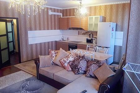 Двухкомнатная квартира в Астане - Astana - Apartemen
