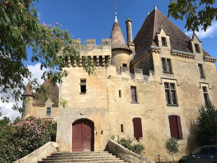 Gîte au château