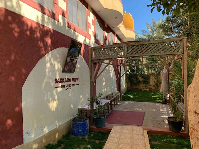 Sakkara view Guest house