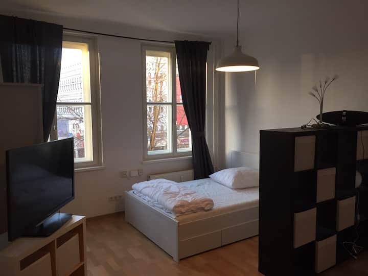 Modernes 2Raum Apartment im Zentrum