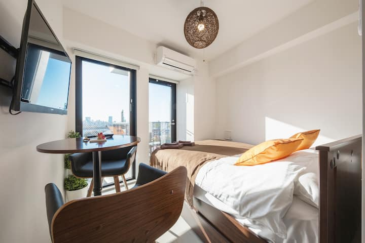 FY2/SHINJUKU/YOYOGI/Wifi/Weekly stay available