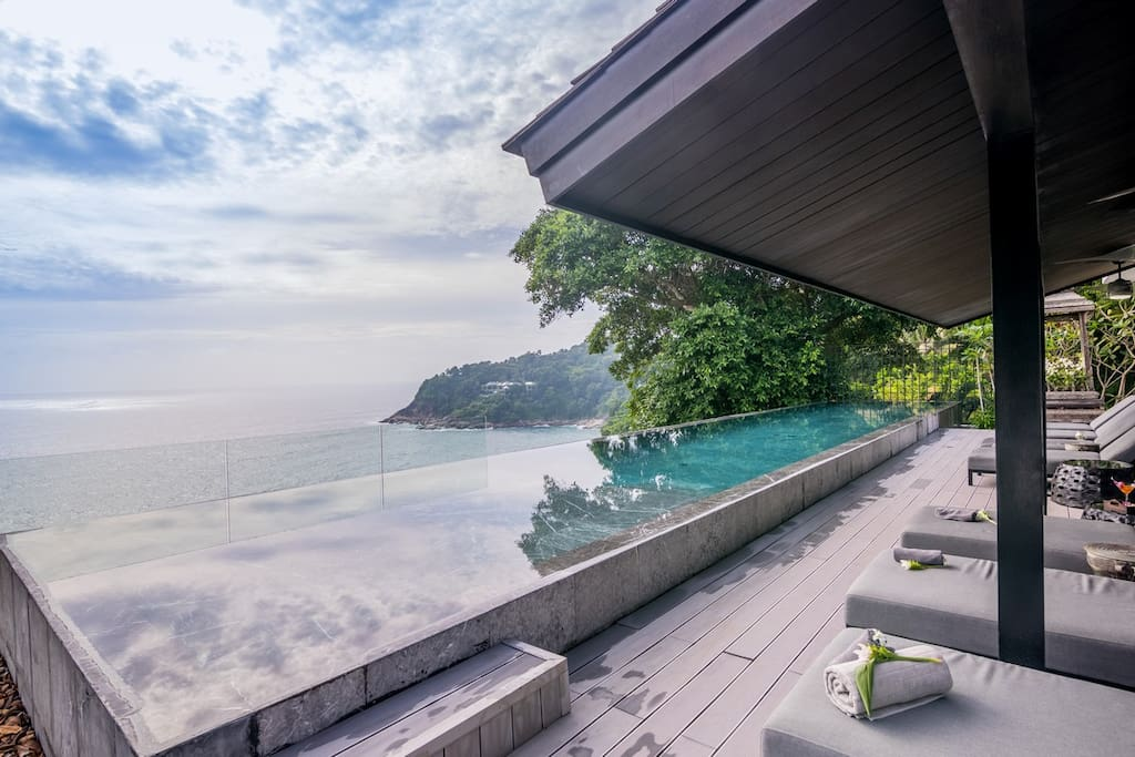 Villa Yin - Luxury Pool with Ocean View 3