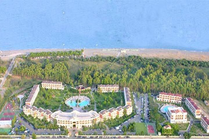 App. in villaggio a 300m dal mare - Nova Siri - Apartment