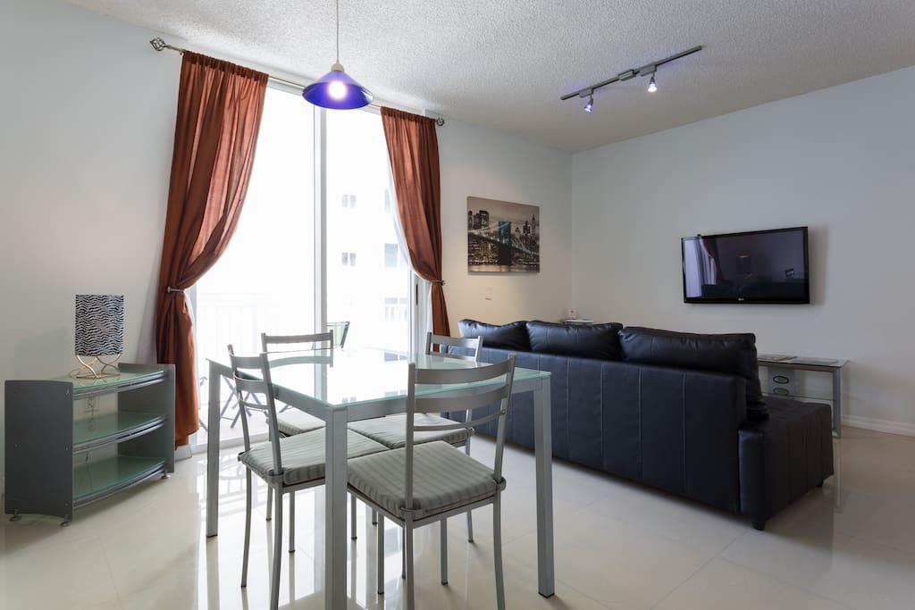 Skyline Apartment in Downtown Miami/Brickell - Apartments ...