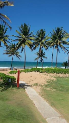 Puerto Rico beach villa for vacation, honeymoon