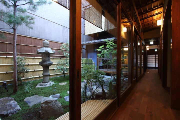 Newly opened, luxurious traditional house! Byakko - Higashiyama-ku, Kyōto-shi - อื่น ๆ