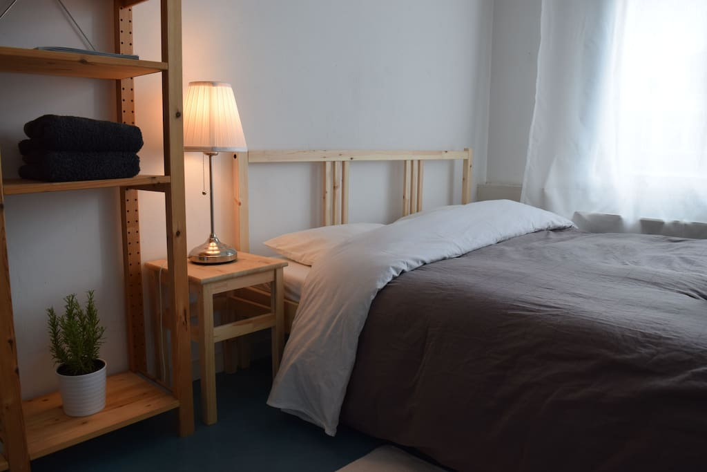 Your room in Rotterdam