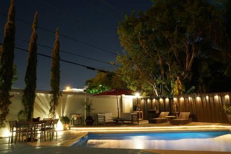 Mi Casita • Cozy & Chic • Private Pool & Prkg!!