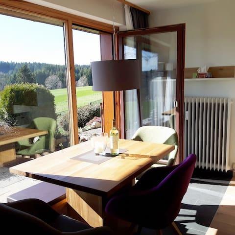 Ferienwohnung Scharzwaldblick - Schluchsee