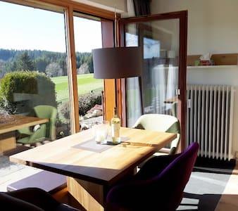 Ferienwohnung Scharzwaldblick - Schluchsee - Apartment