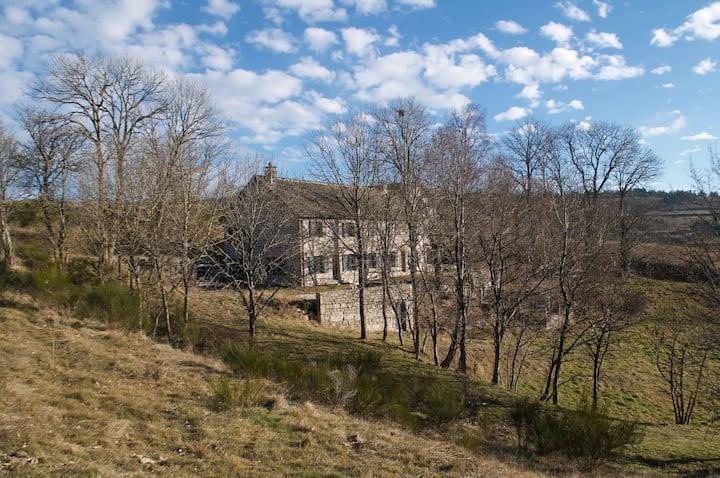 Maison familiale entre Cévennes et Margeride