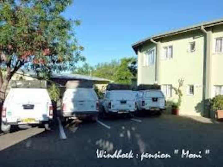 Hotel pension Moni