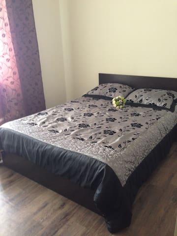 Уютная квартира-студия на ул.Ерёменко дом 105 - Rostov - Apartamento