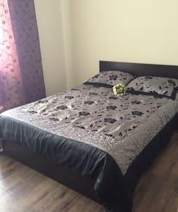Уютная квартира-студия на ул.Ерёменко дом 105 - Rostov - Apartment - 0