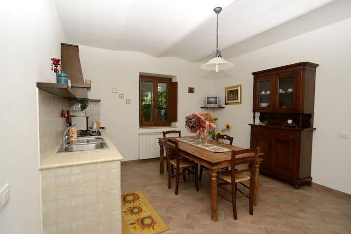 """L'antico Casale di Sandro """" Iris """""""