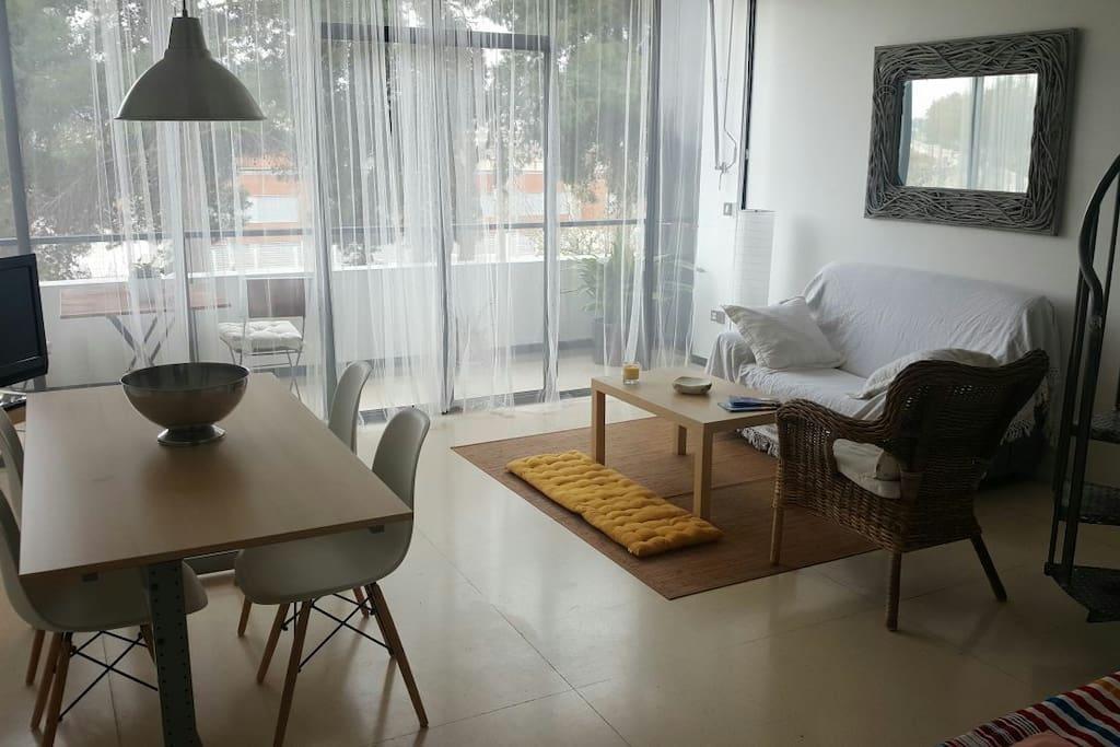 Piso d plex con encanto delta del ebro apartamentos en for Oficina de treball amposta
