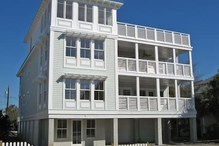 6_11th_Street - Tybee Island - House