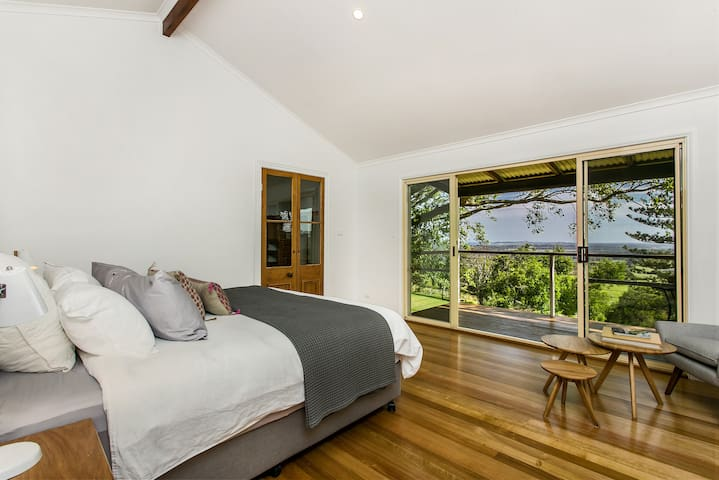 Peace of Byron-Ocean Views-Private Studio Room 4 - Coopers Shoot - Outros