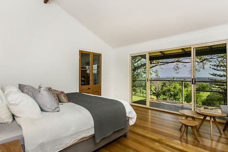Peace of Byron-Ocean Views-Private Studio Room 4 - Coopers Shoot