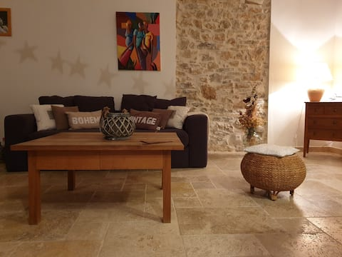 Appartement cosy au coeur de la provence verte