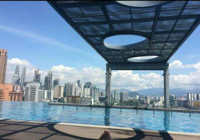 Fantastic Pei's Studio D'majestic Pudu KL - Kuala Lumpur - Condo
