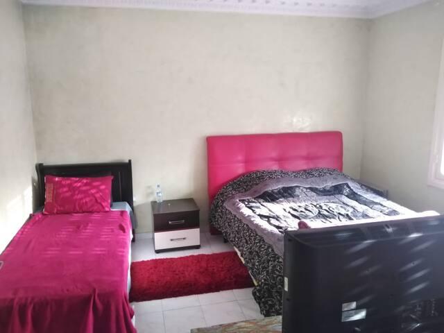 Chambres d'hôte Casa Ain Sebaa, bord de mer