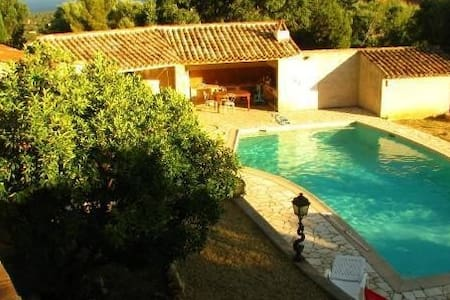 Villa with sea view and private pool - Saint-Raphaël