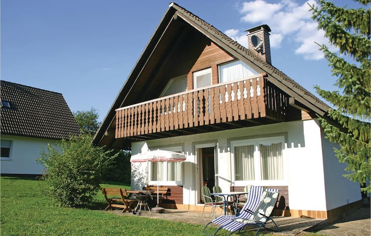 Holiday cottage with 3 bedrooms on 96 m² in Oberaula OT Hausen
