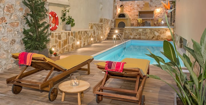 Villa Armonia Boutique Living  in Drakona-Chania