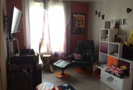 Chambre privée dans maison - Claye-Souilly