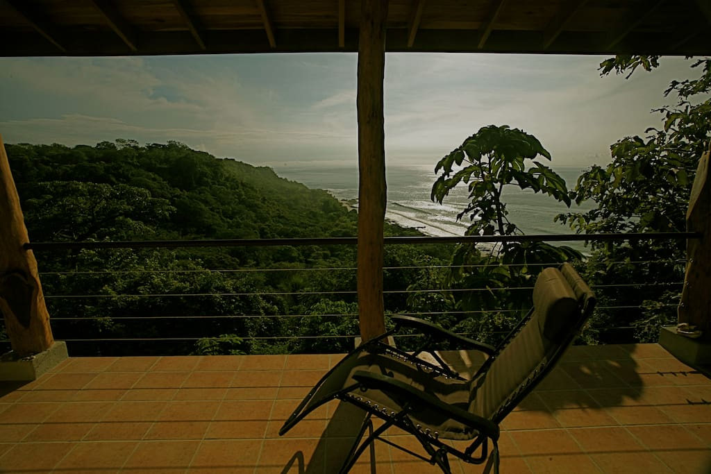 Come, relax and enjoy the sound of the waves and wildlife passing