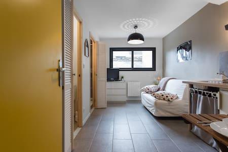 Studio St Agne dans maison neuve