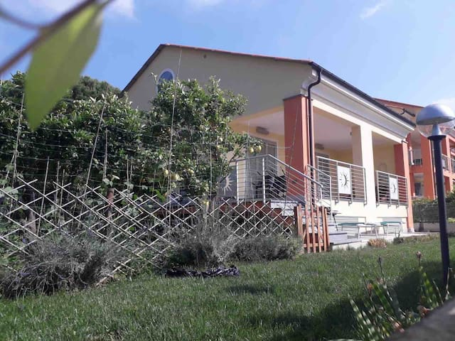 Diano Marina | Liguria  New House in the Center