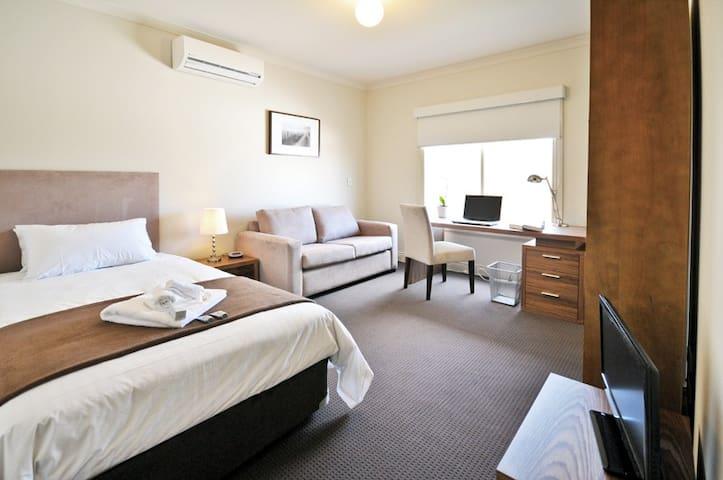 Executive Room Next to Sydney Road