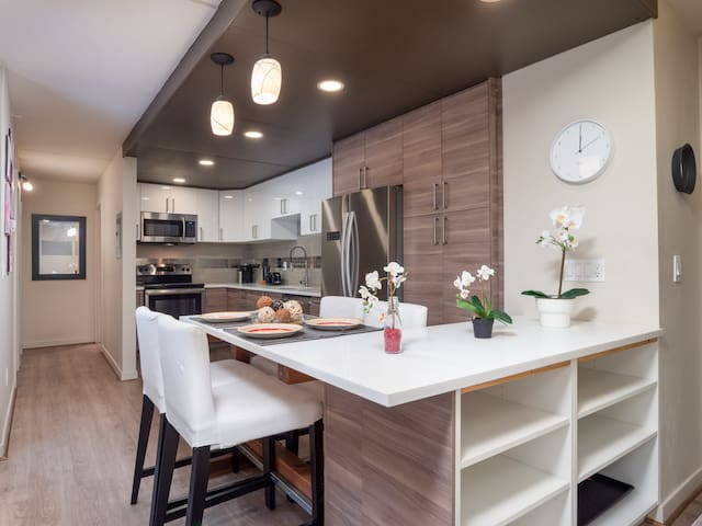 NEW LISTING Luxurious Downtown 2 bedroom condo  Beltline  Coffee  Tea  Parking