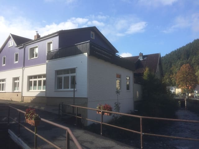 Holiday apartment Obere Mühle **** 3 bedrooms