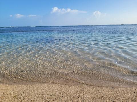 Costambar Beach 3 minute walk