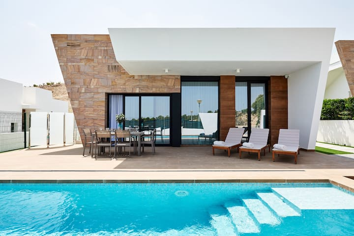 Maravillosa Villa en Costa Blanca