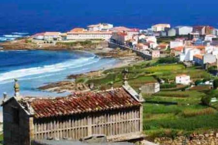 Casa del abuelo Coruña, Laracha, Leston