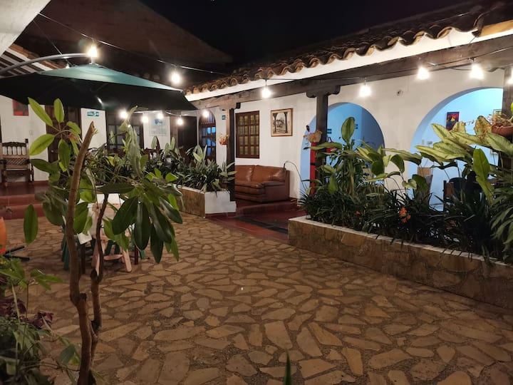 Casa Naturhola habitación 1 (Villa de Leyva,Boy)