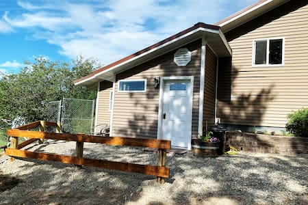 "Cougar Creek Guest House  "" Enjoy country living."""