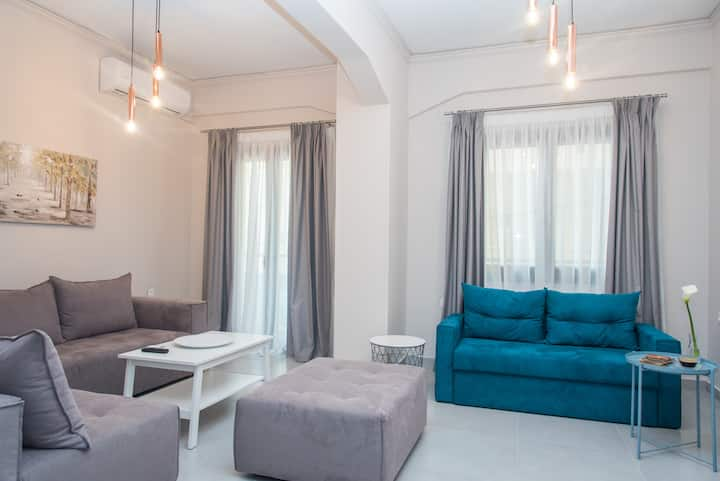 Comfy & Modern Apartment in the Heart of Heraklion