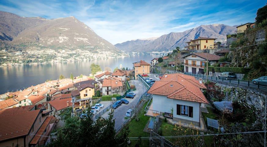 MollyHouse Torno bellissima vista sul lago di Como - Torno - Lägenhet