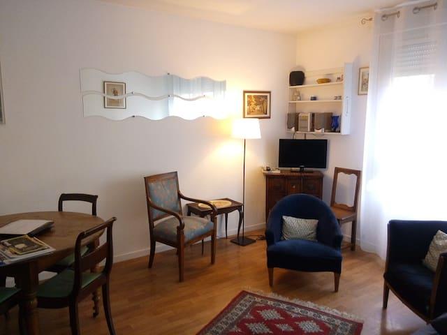 T2 calme logement entier 45 m² sur Debourg/Gerland