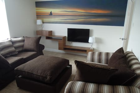 Apartment 2, luxury for 8 persons - Liverpool