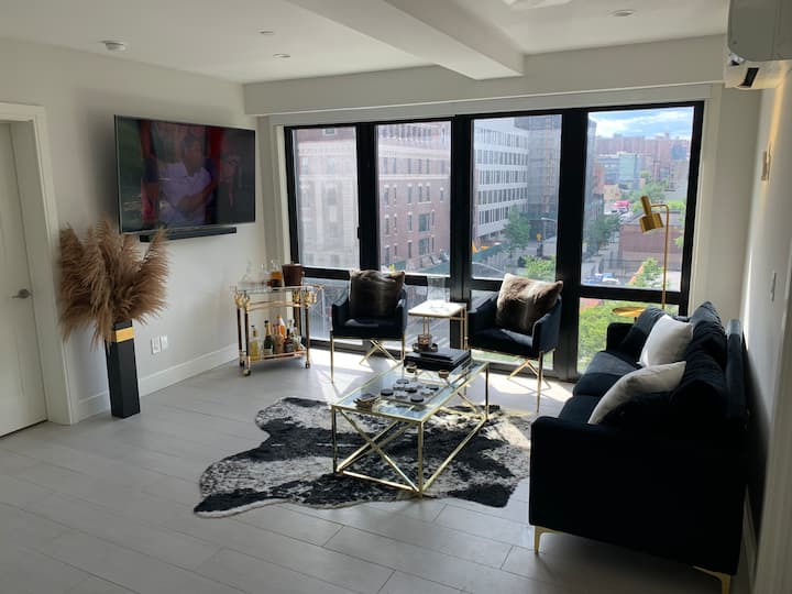 Luxury Apartment in Central Harlem