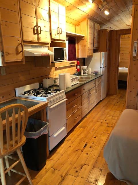 Cooking Cabin 1  Ninilchik, Alaska