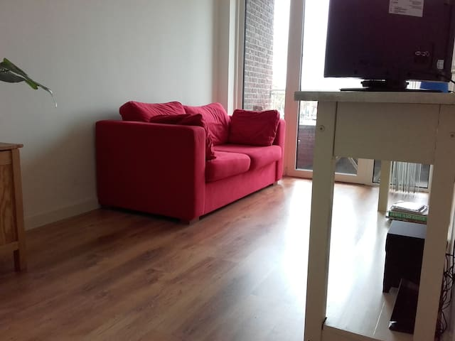 Room 4 one with balcony! - Nijmegen - Apartament